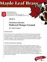 HALLOWED MANGER GROUND