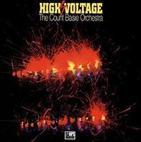 BASIE COUNT ORCHESTRA: HIGH VOLTAGE LP (FG)