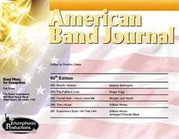 AMERICAN BAND JOURNAL No 283 - 287