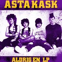 ASTA KASK: ALDRIG EN LP-YELLOW LP
