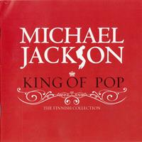 JACKSON MICHAEL: KING OF POP-THE FINNISH COLLECTION-KÄYTETTY CD