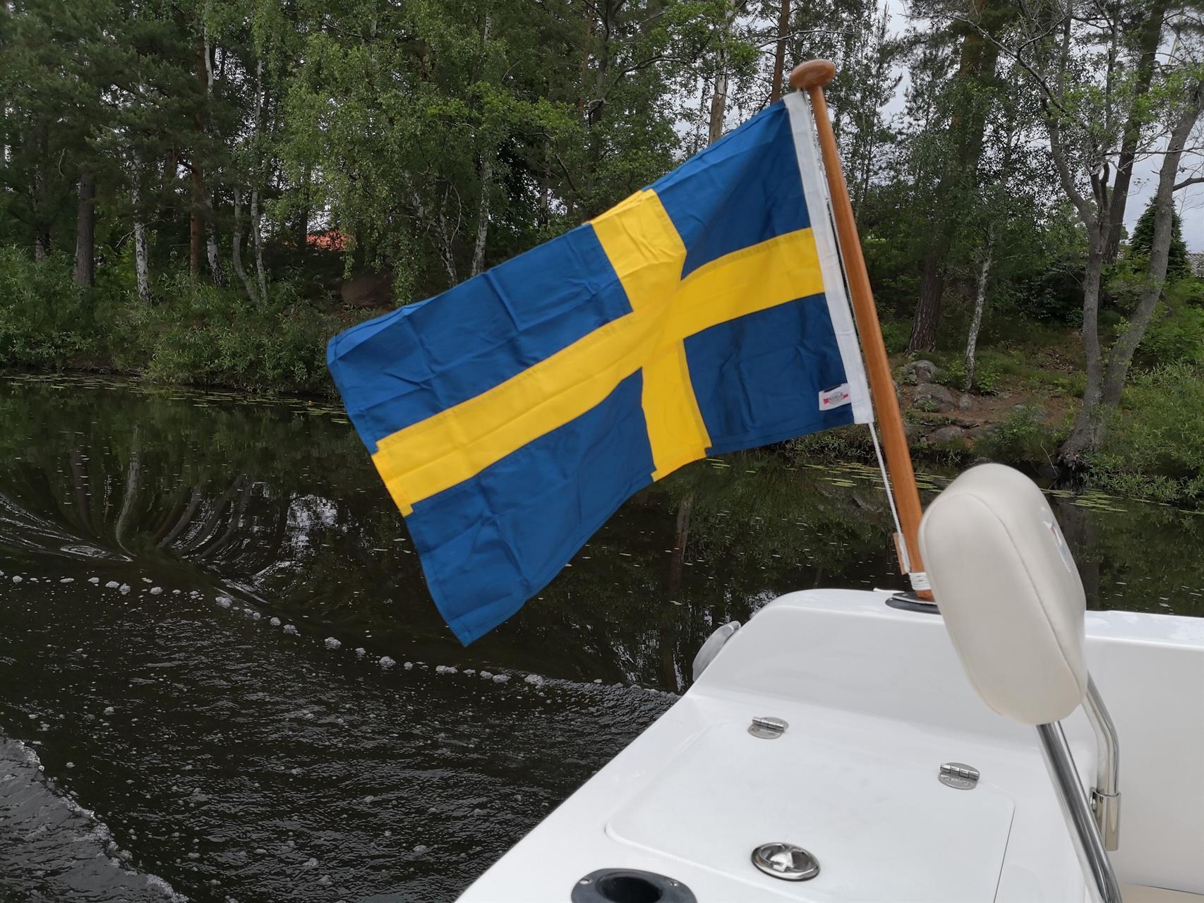 Önskar er härliga båtutflykter!