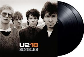 U2: 18 SINGLES 2LP