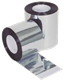 POLY-FIX, Metalliserad PP-tejp 75 mm x 50 m