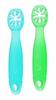 Ensilusikka Flexidip 2 kpl turkoosi/vihreä - 10p