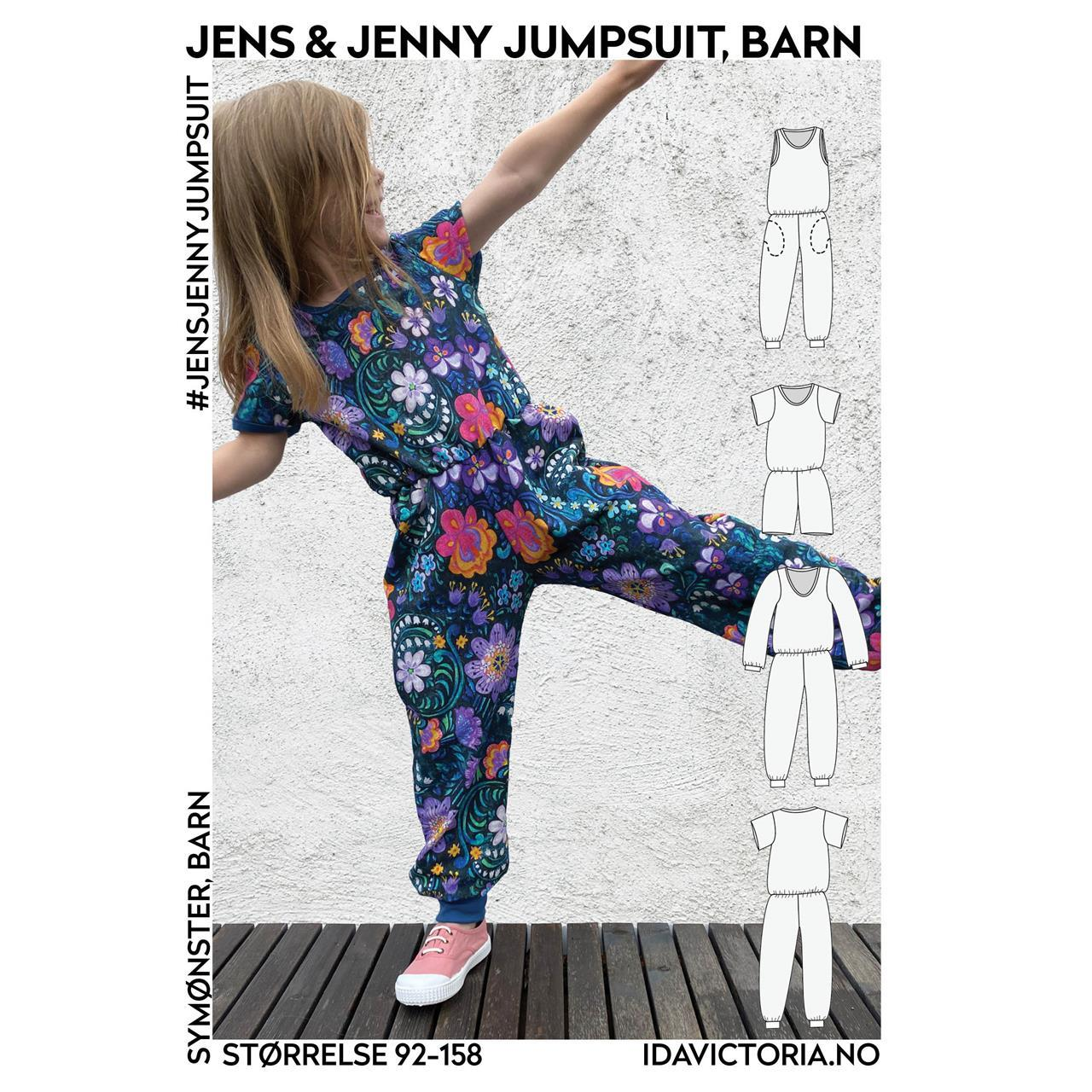 Jumpsuit til barn