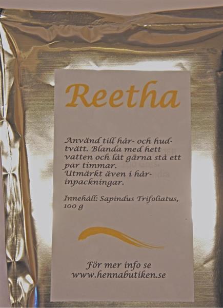Reetha  100 gram