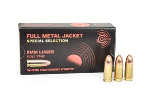 Geco 9mm 124gr FMJ Special Selection (50st)