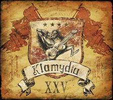 KLAMYDIA: XXV 2CD-KÄYTETTY CD