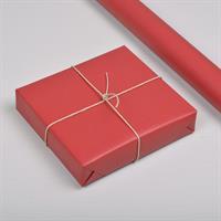 Gavepapir Rød 5 meter