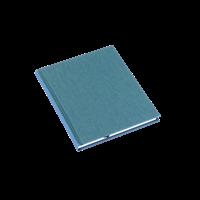 Notatbok vev A6+ Duo Emerald Ulinjert