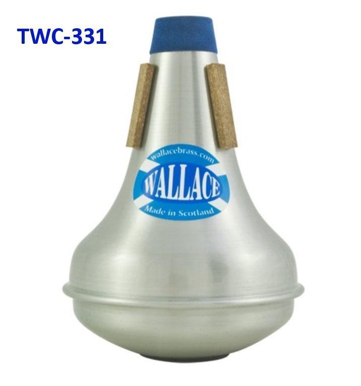 Wallace Mute Eb Cornet/Trumpet 331 Straight