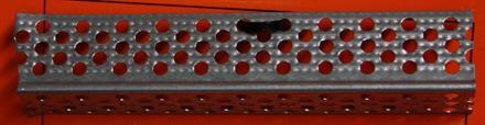 Kulmalista kipsilevylle SINK. 31 x 31 mm x 3000mm / 25 kpl
