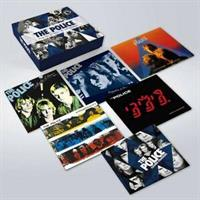 POLICE: EVERY MOVE YOU MAKE-THE STUDIO RECORDINGS 6CD