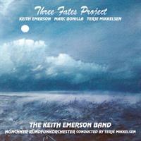 EMERSON KEITH/MARK BONILLA(TERJE MIKKELSEN: THREE FATES PROJECT CD+DVD