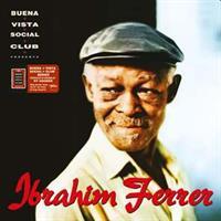 FERRER IBRAHIM: BUENA VISTA SOCIAL CLUB PRESENTS-IBRAHIM FERRER 2LP
