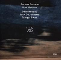BRAHEM ANOUAR: DAVE HOLLAND: J: BLUE MAQAMS 2LP (FG)