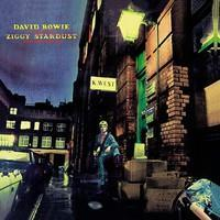 BOWIE DAVID: THE RISE AND FALL OF ZIGGY STARDUST AND THE SPIDERS...LP