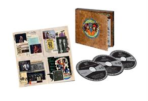 BLACK CROWES: SHAKE YOUR MONEY MAKER-30TH ANNIVERSARY 3CD