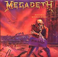 MEGADETH: PEACE SELLS...BUT WHO'S BUYING LP