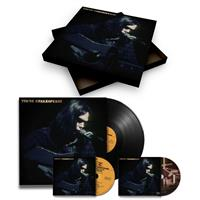 YOUNG NEIL: YOUNG SHAKESPEARE-LTD. EDITION LP+CD+DVD BOX SET
