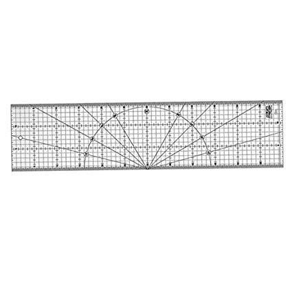 Olfa: Quilt ruler 15cmx60cm