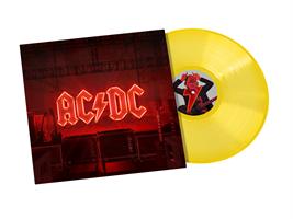 AC/DC: POWER UP-LTD. EDITION YELLOW LP