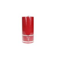 Rød Rustik bloklys