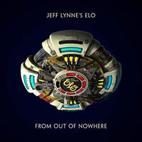 JEFF LYNNE'S ELO: FROM OUT OF NOWHERE LP