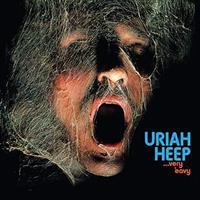 URIAH HEEP: VERY 'EAVY VERY 'UMBLE LP