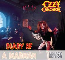 OSBOURNE OZZY: DIARY OF A MADMAN-DELUXE EDITION 2CD