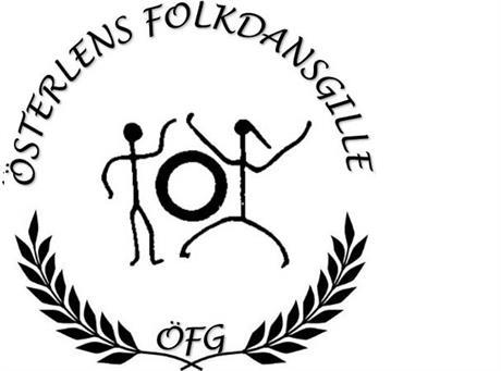 Österlensfolkdansgille logga