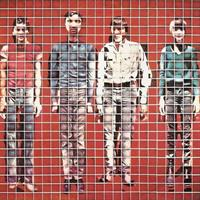 TALKING HEADS: MORE SONGS ABOUT BUILDINGS AND FOOD-TRANSLUCENT RED LP