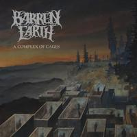 BARREN EARTH: A COMPLEX OF CAGES-DIGIPACK CD
