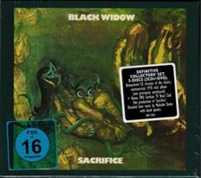 BLACK WIDOW: SACRIFICE 2CD+DVD