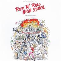 ROCK 'N' ROLL HIGHSCHOOL SOUNDTRACK-RED/ORANGE/YELLOW LP