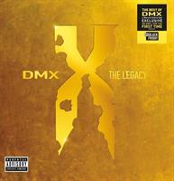 DMX: THE LEGACY-LTD. EDITION RED 2LP (BF2020)