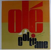 COLTRANE JOHN: OLE COLTRANE LP