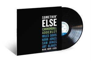 ADDERLEY CANNONBALL: SOMETHIN' ELSE-2021 REISSUE LP
