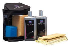 Waxguard wash / wax care set