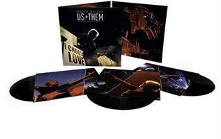 WATERS ROGER: US + THEM 3LP
