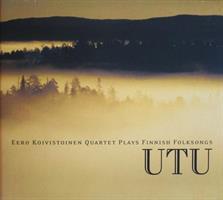 EERO KOIVISTOINEN QUARTET: UTU-KÄYTETTY CD