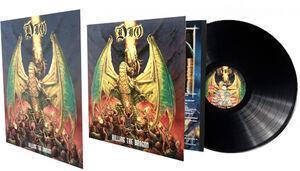 DIO: KILLING THE DRAGON-LTD. EDITION 3D COVER LP