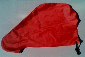 Aisapussi punainen