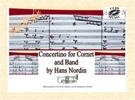CONCERTINO FOR CORNET AND BAND