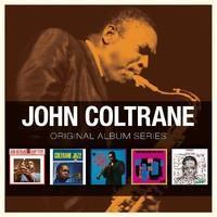 COLTRANE JOHN: ORIGINAL ALBUM SERIES 5CD