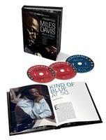 DAVIS MILES: KIND OF BLUE-50TH ANNIVERSARY 2CD+DVD