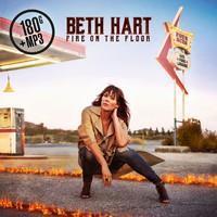 HART BETH: FIRE ON THE FLOOR LP-LTD ORANGE