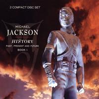 JACKSON MICHAEL: HISTORY-PAST, PRESENT & FUTURE BOOK 1 - 2CD