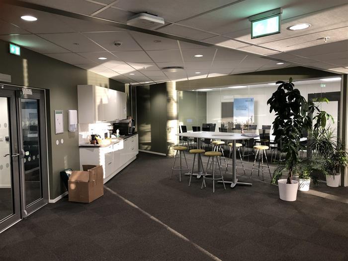 Kontorlokaler i Lillestrøm for lokal entreprenør